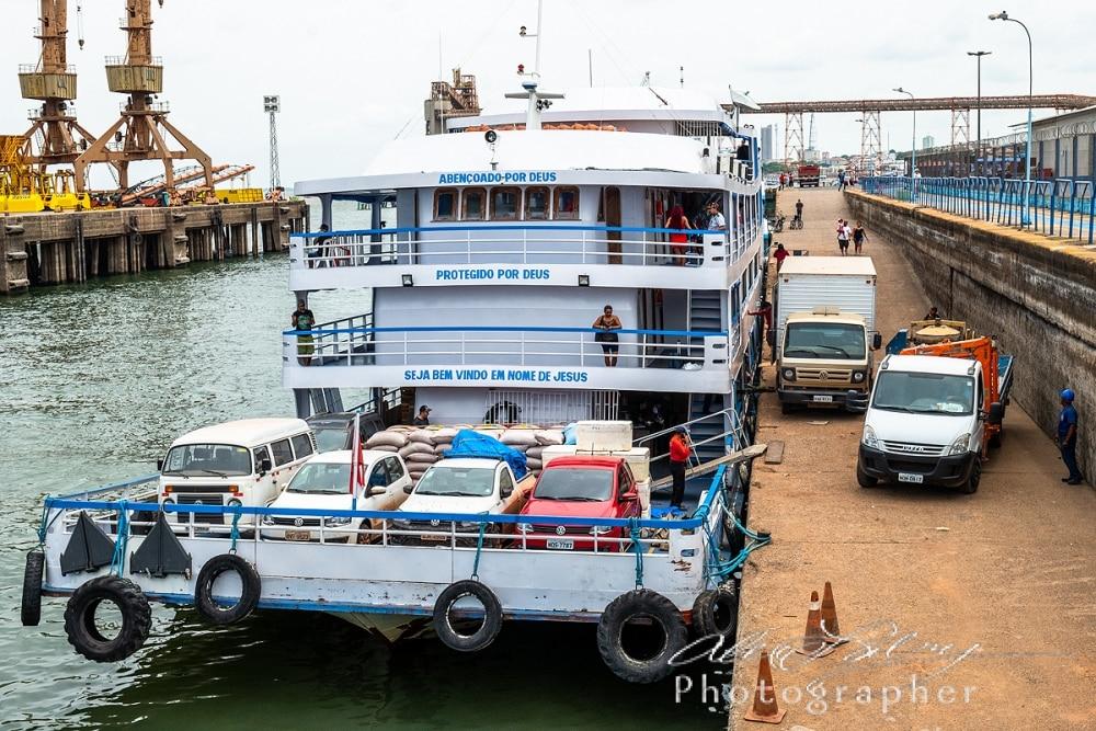 River Boat, Santerèm