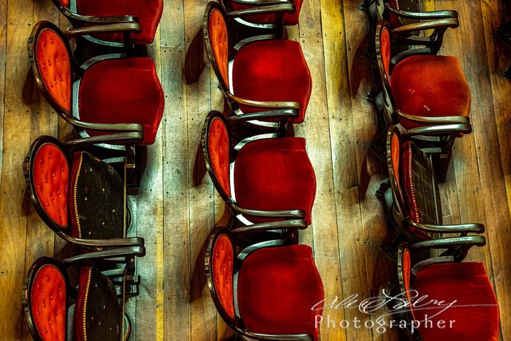 Chairs, Manaus Opera House