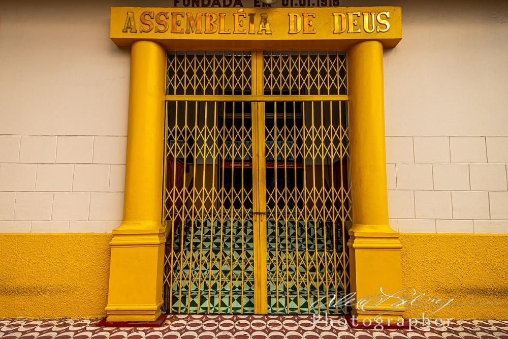 Church, Manaus