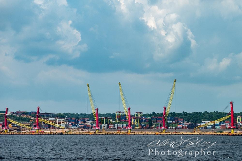 Manaus Industrial Dock