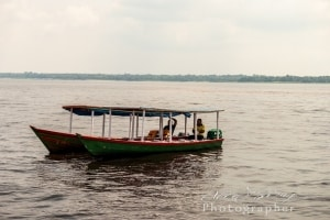 Covered Canoe
