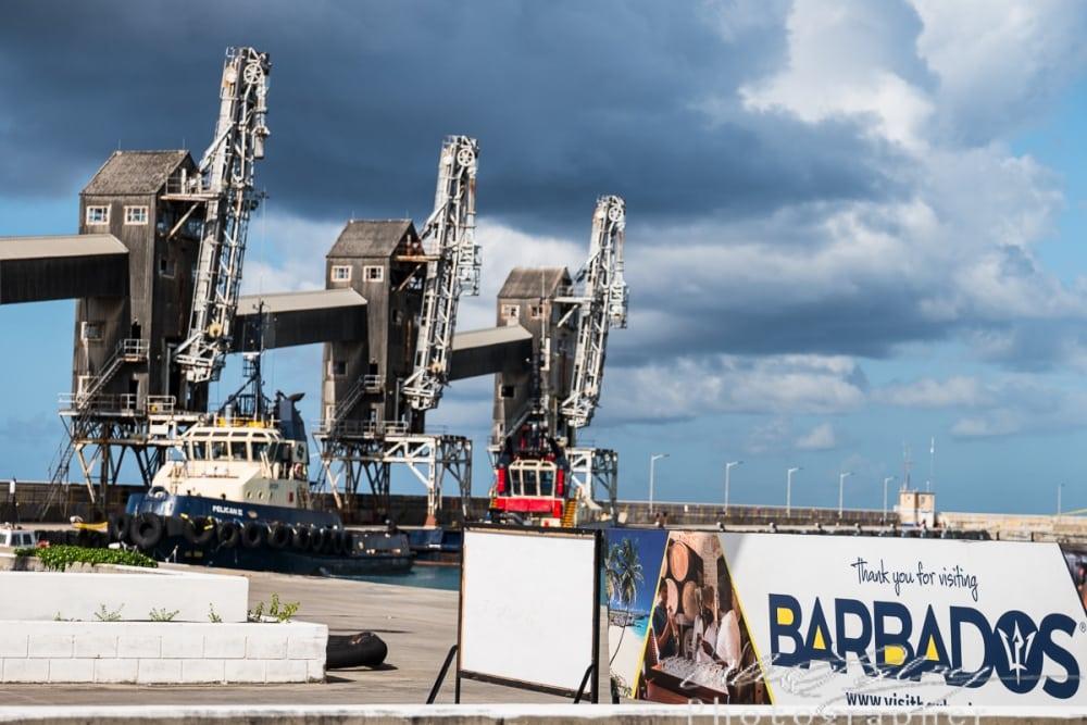 Bridgetown Harbor