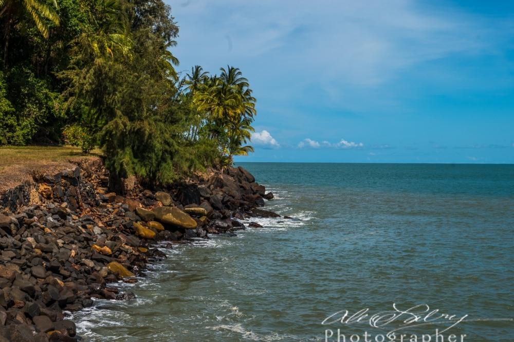 Devil's Island Shore