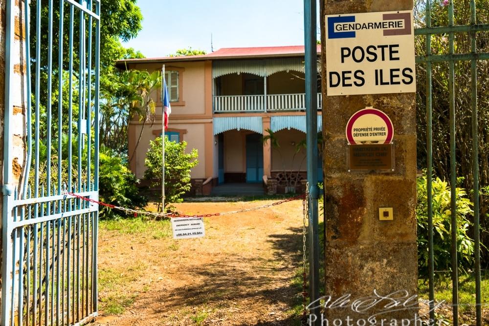 Devil's Island Post Office