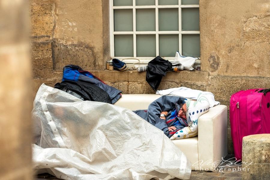 Homeless Home, Marais District