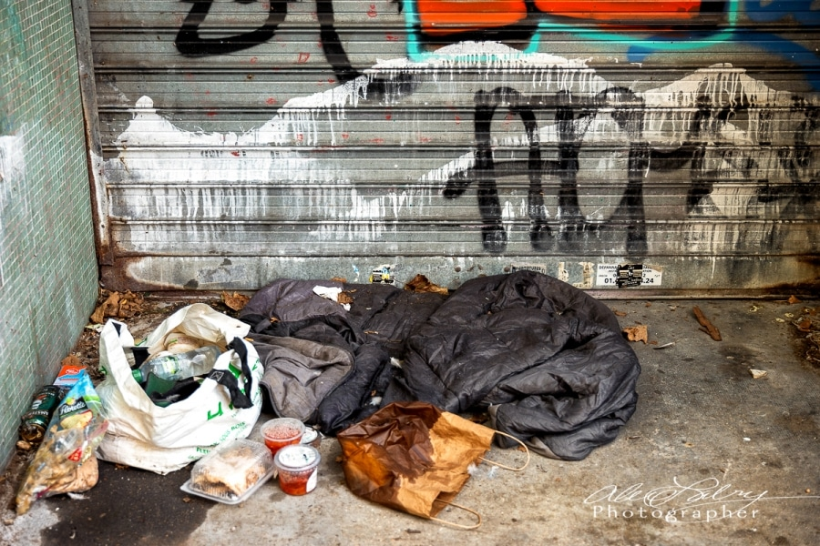 Homeless Home, 19th District