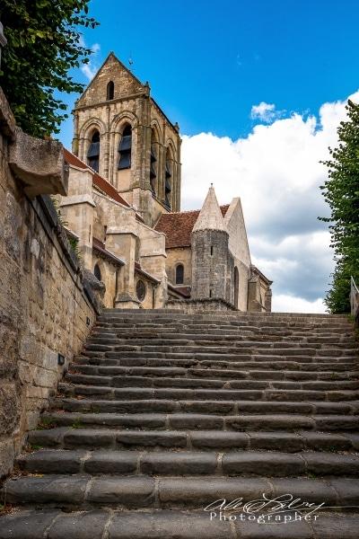 Church,  Auvers-sur-Oise