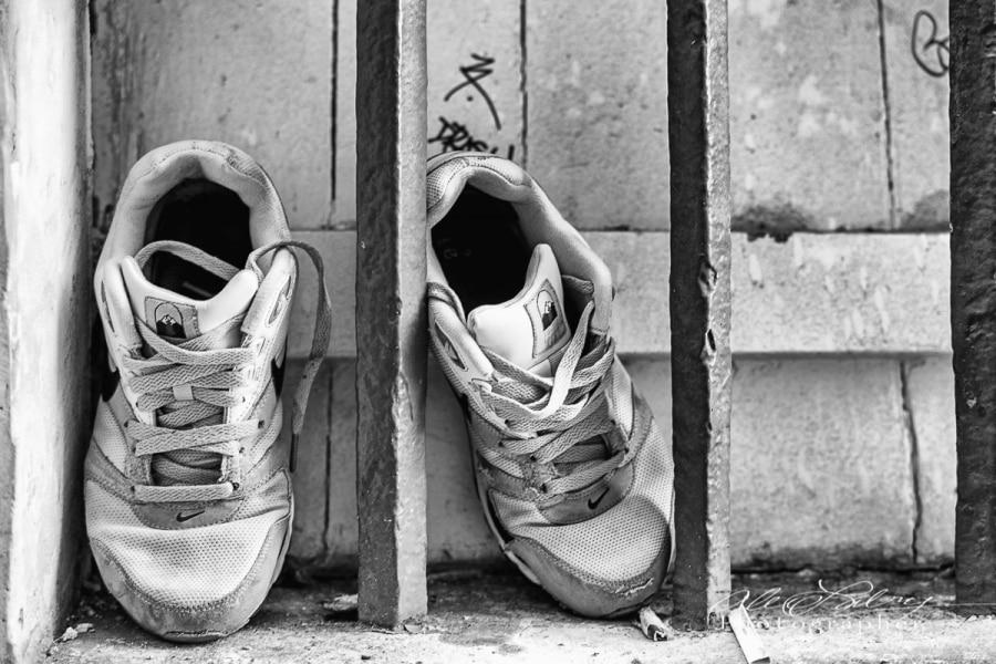 Homeless Shoes,  Marais District