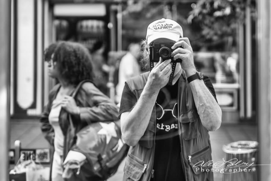 Self Portrait,  Marais District