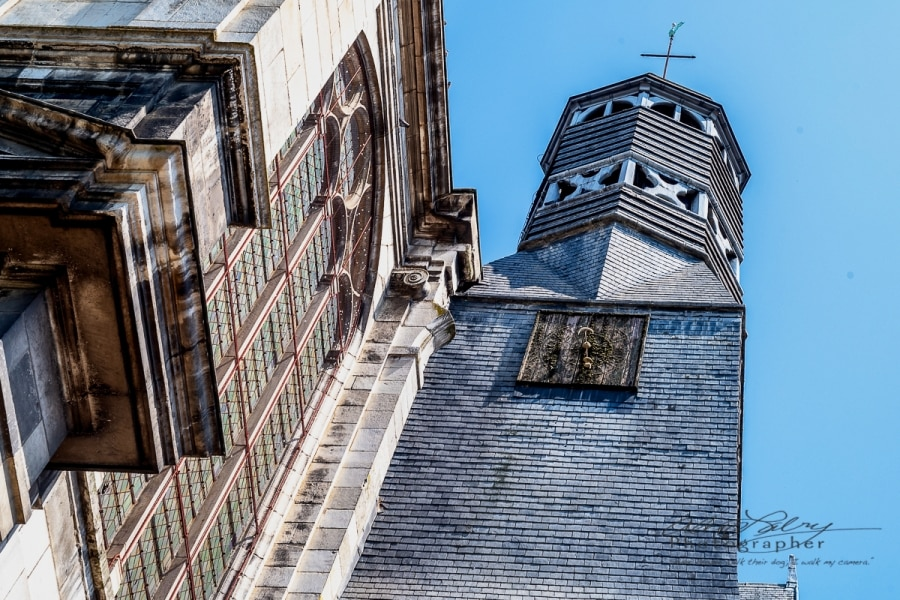 Clock Tower, Troyes, France 2018
