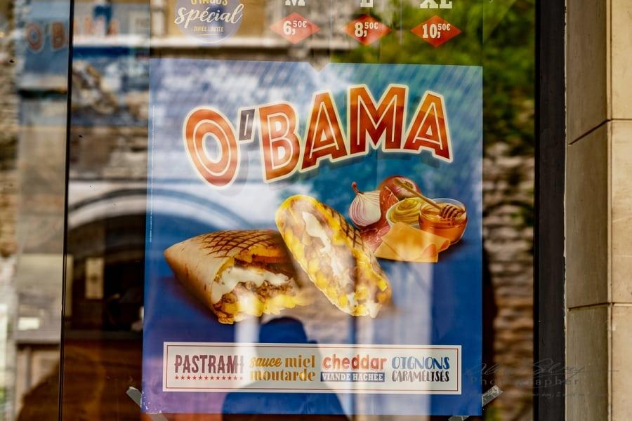 O'Bama, Troyes, France 2018