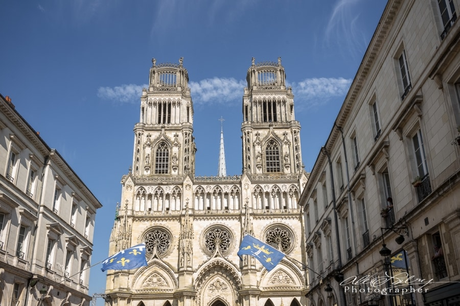 Orleans Cathederal, Orleans, France 2018