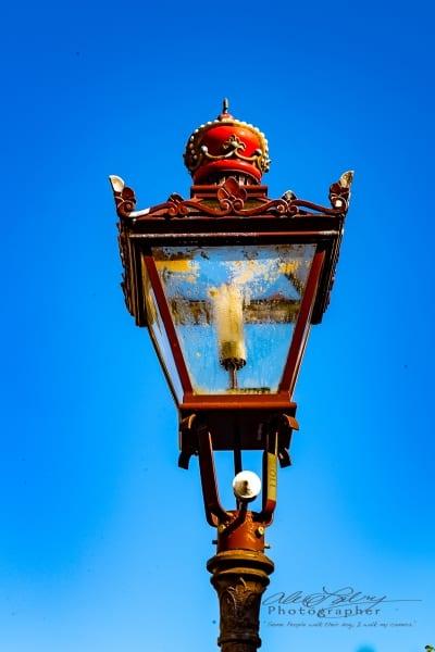 Public Street Lamp, Amsterdam, 2018
