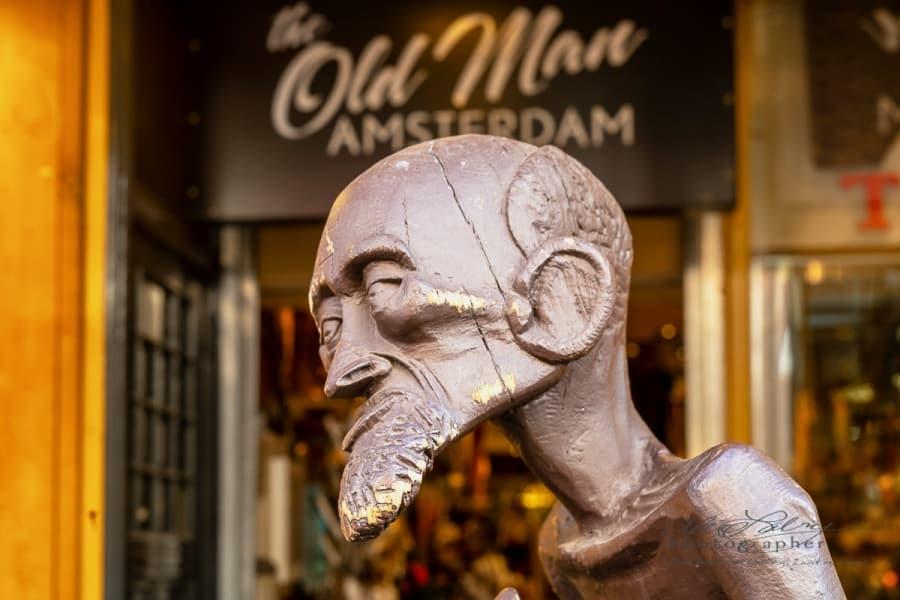 Old Man Amsterdam, 2018