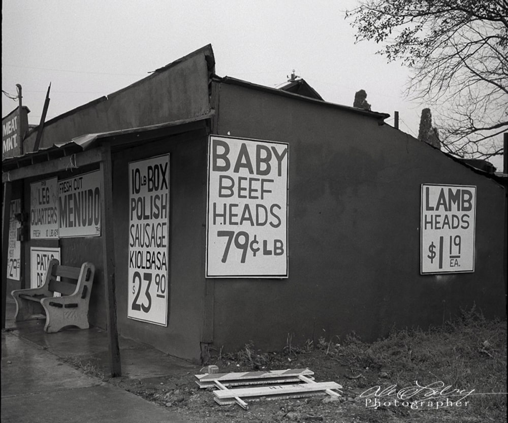 Untitled, San Antonio, 1989