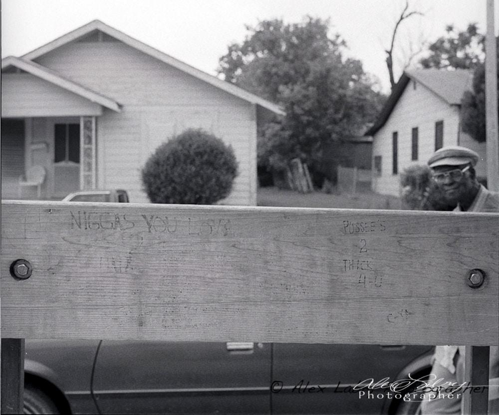 Untitled, San Antonio, 1990