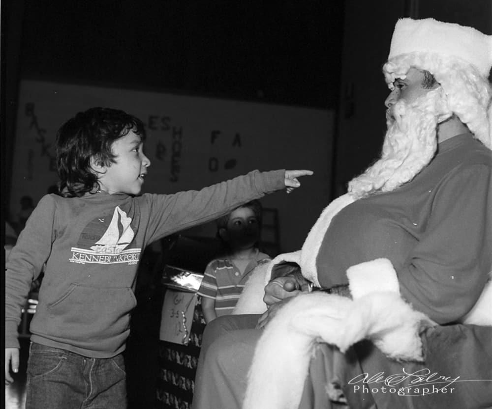 Avance Christmas Fair, 1990
