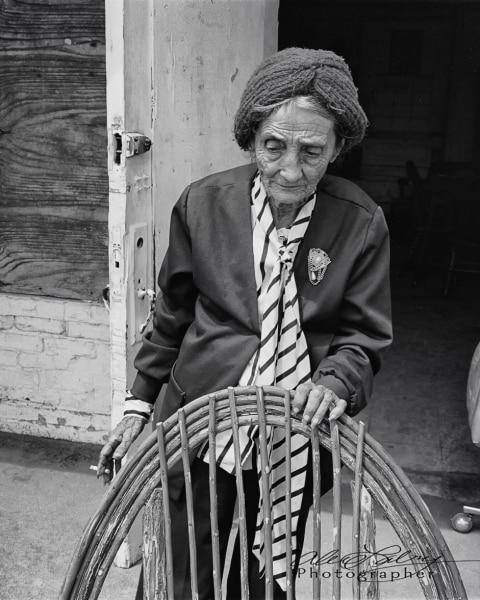 Antique vendor, San Antonio, Texas