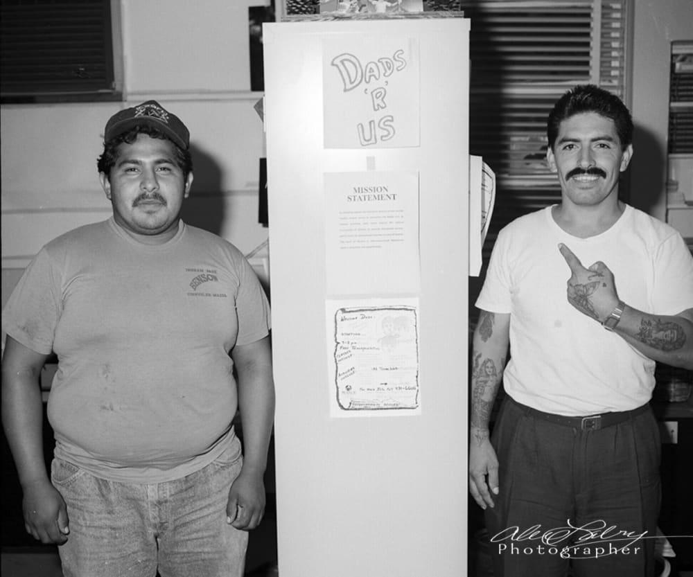 Avance Fathers, San Antonio, 1990