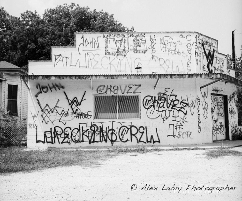 Avance Neighborhood, San Antonio, 1991
