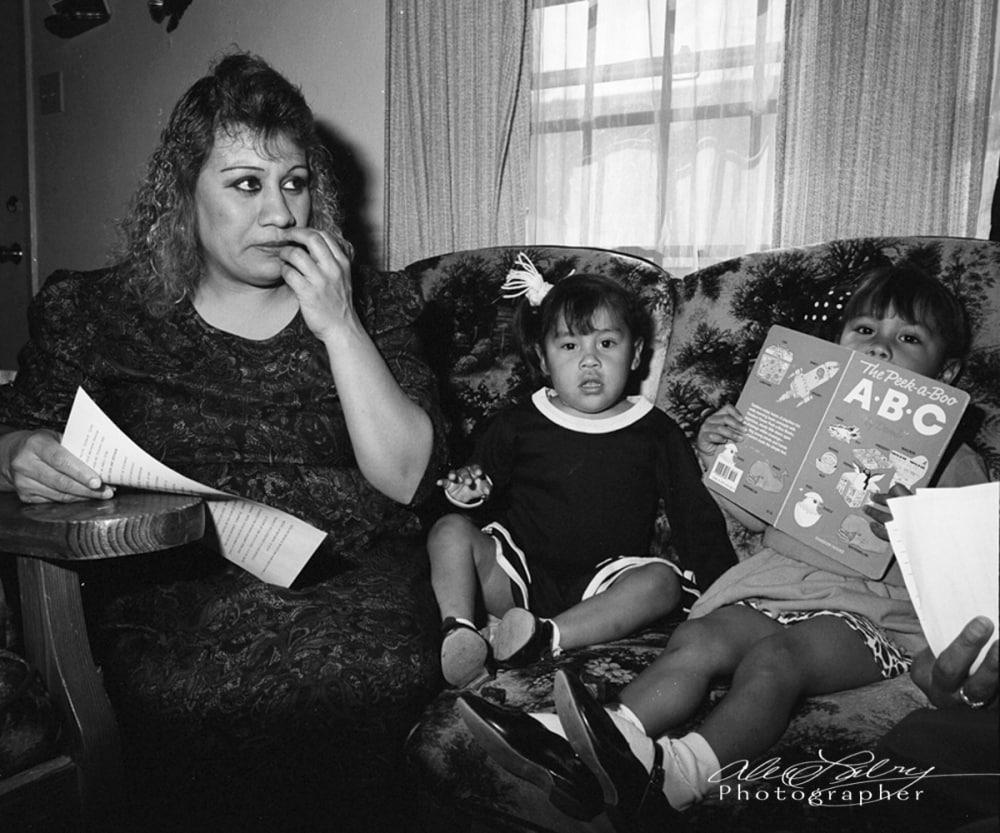 Avance Mother and Child, San Antonio, 1990