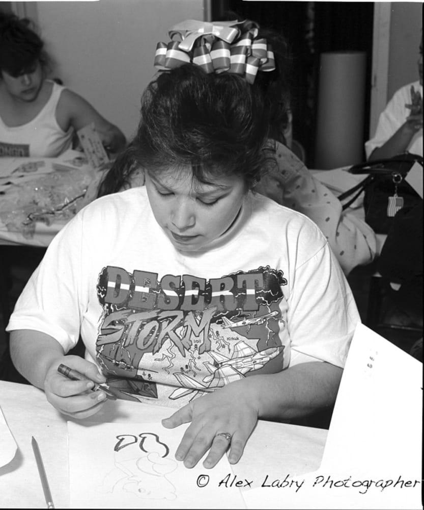 Avance Mother, San Antonio, 1991