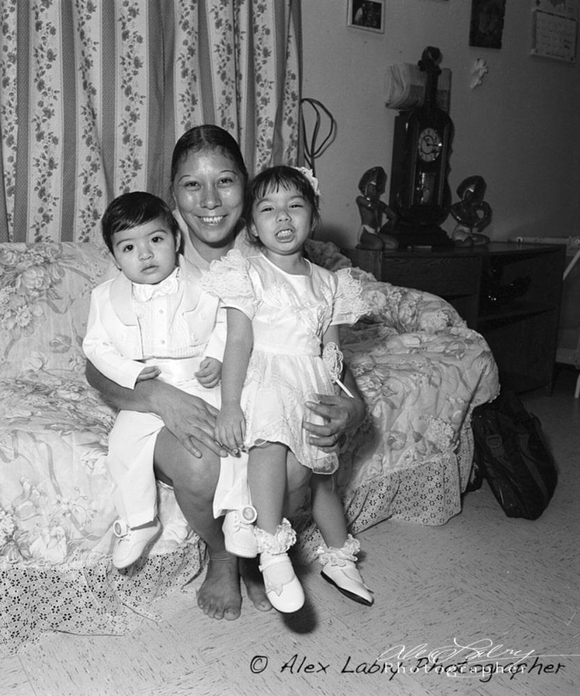 Avance Mother and Children, San Antonio, 1991