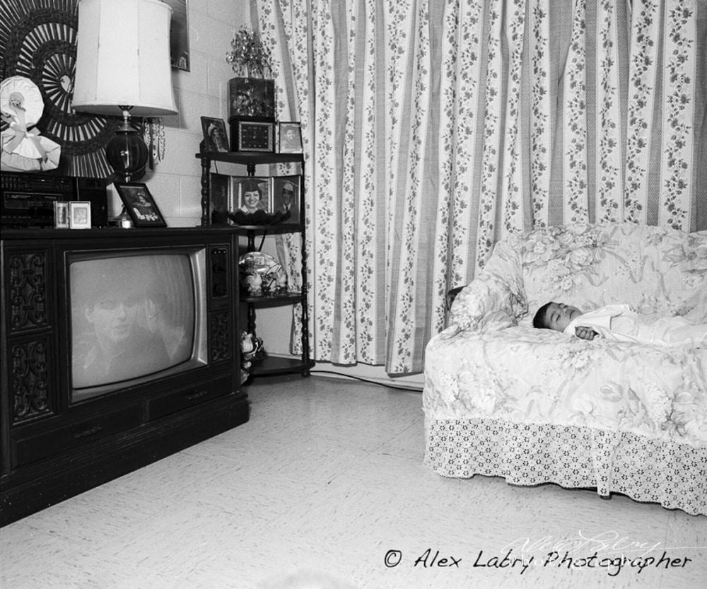 Avance Child at Home, San Antonio, 1991