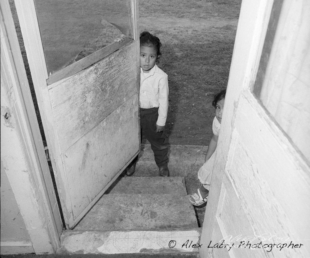 Avance Children, San Antonio, 1990