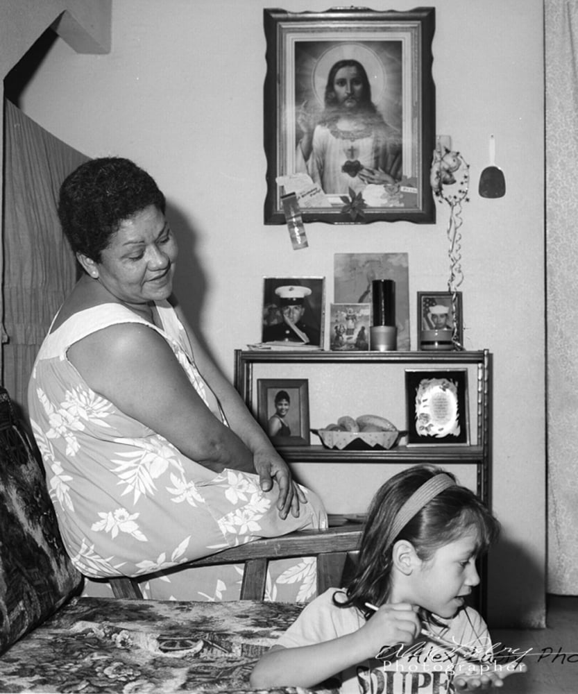 Avance Mother and Child, San Antonio, 1991