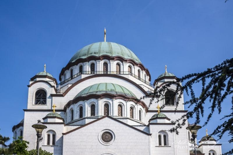 The Cathedral of Saint Sava, Belgrade, Serbia