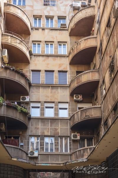 Commie Condos, Belgrade, Serbia