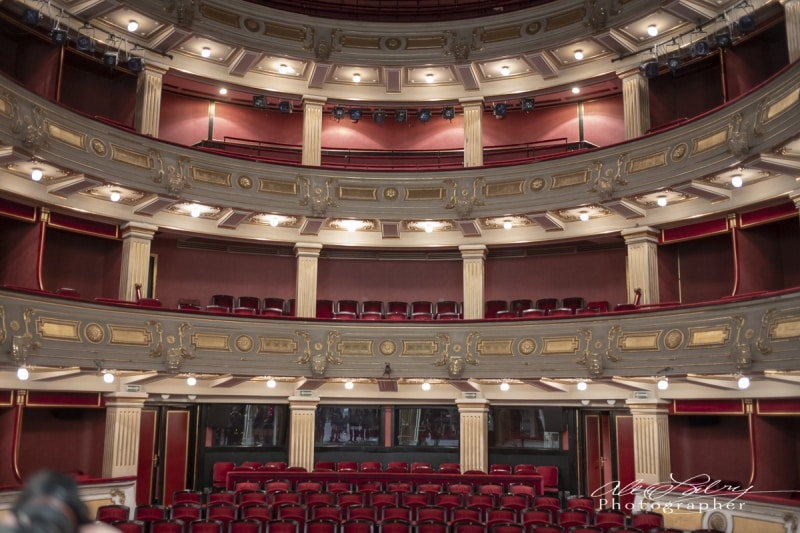 The National Theater, Belgrade, Serbia