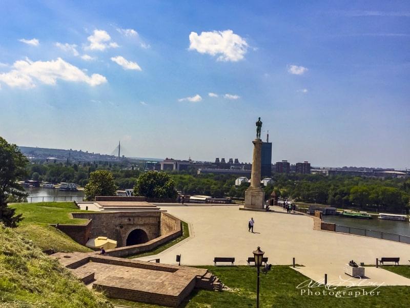 Kalemegdan Park & Fortress, Belgrade, Serbia