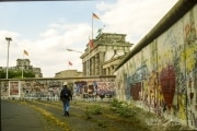 Brandenburg Gate, Berlin, 1989