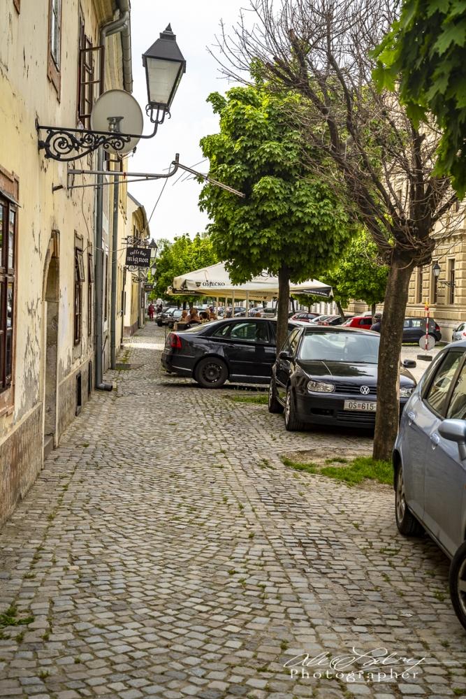 Street Scene, Vukovar, Croatia