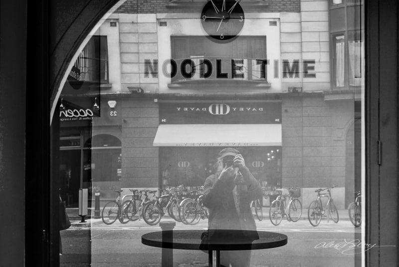 Noodle Time with Alex