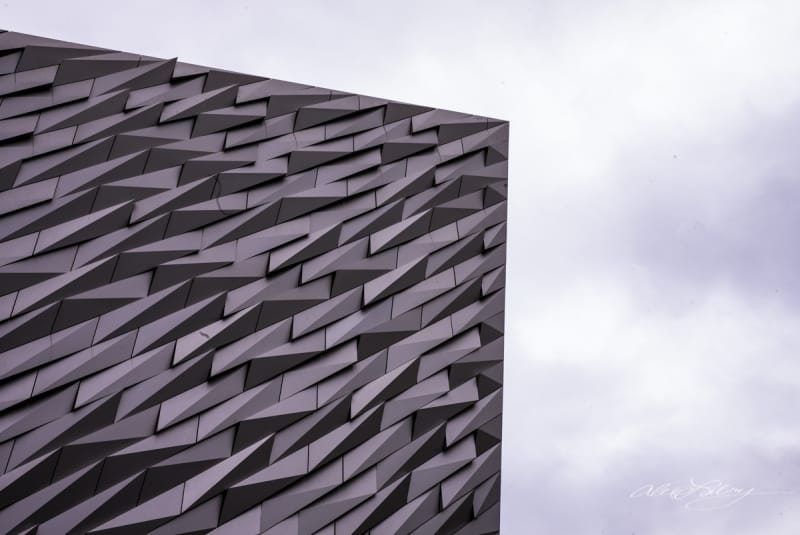 Titanic Museum, Belfast, Northern Ireland