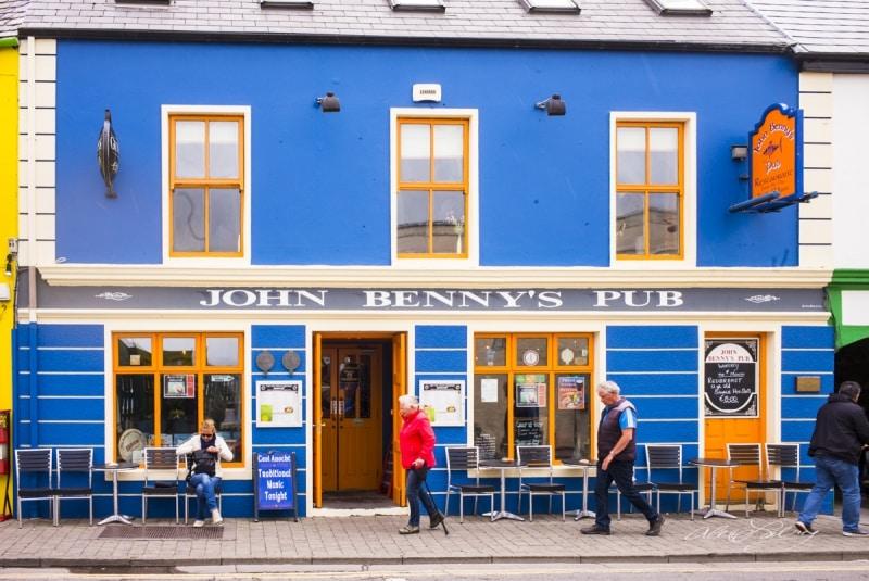 Pub, Dingle, Ireland