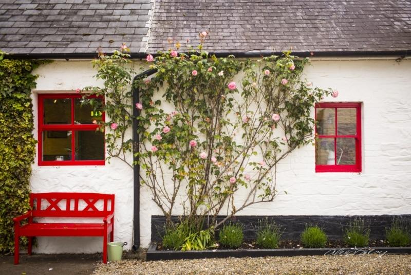 Cottage, Blarney, Ireland