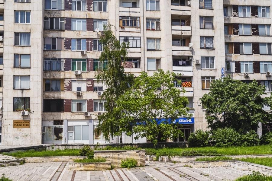 Commie Condos, Vidin Bulgaria