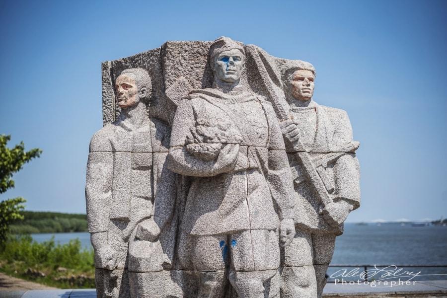 Monument, Vidin Bulgaria