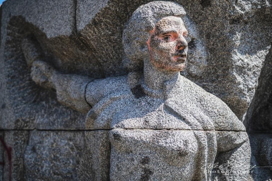 Monument, Vidin, Bulgaria