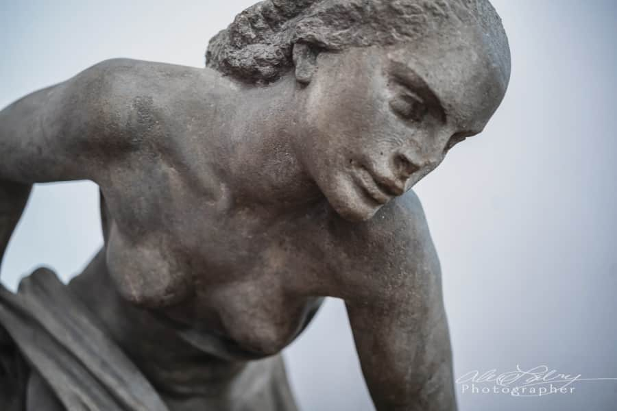 Sculpture, Vidin, Bulgaria