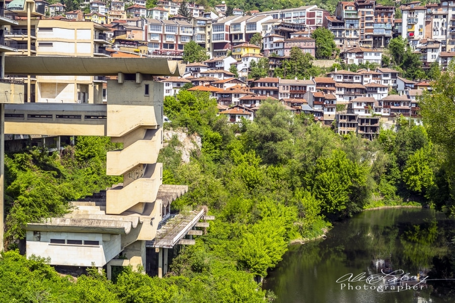 City of  Belogradchik, Bulgaria