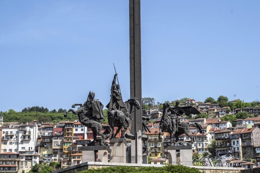 Monument, Belogradchik, Bulgaria
