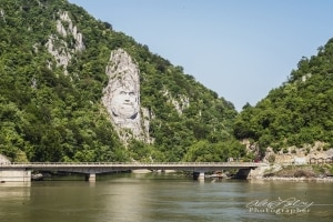 Decebalus, Romanian King  who defeated the Romans