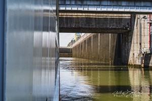 Locks on the Danube