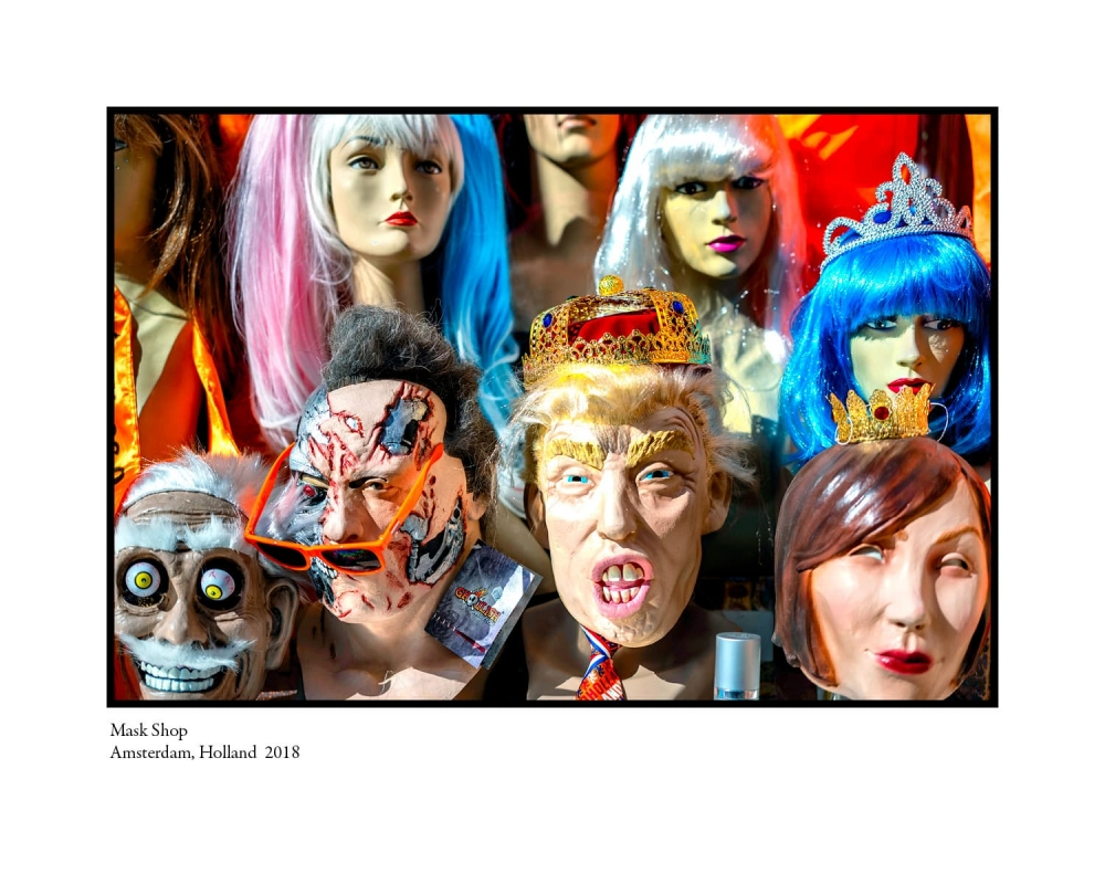 Mask Shop, Amsterdam, NL, 20418