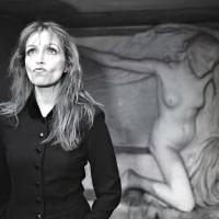 Slyvie, Pere Lachaise, 1992